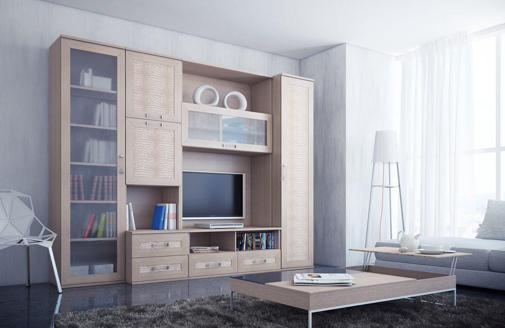 Набор мебели для гостиной gloss(gloss-25) от фабрики ваш ден.